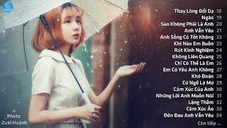 Tuyển Chọn Ca Khúc Nhạc Trẻ Hay Nhất 2017 - BXH 45 Bài Hát Nhạc Trẻ Tâm Trạng Hay Nhất Tháng 4 2017