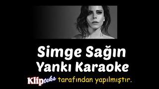 Simge Sağın - Yankı Karaoke