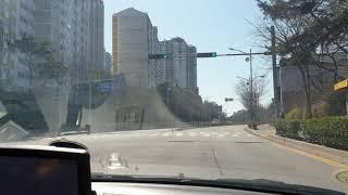 인천 동아자동차운전전문학원 도로주행 C코스