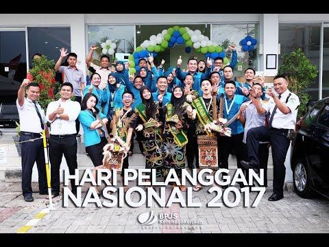 Hari Pelanggan Nasional 2017 - BPJS Ketenagakerjaan Jakarta Pulogebang