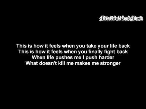 Skillet - Not Gonna Die | Lyrics on screen | HD