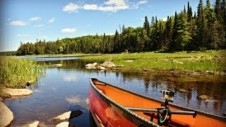 My Transportation to the Wild : Swift Packboat Adirondack 13.6