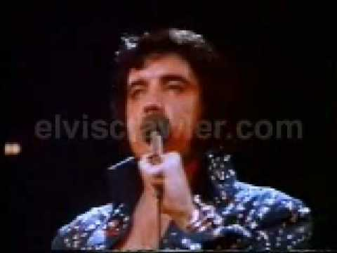 Elvis Presley Bridge over Troubled Water 1972