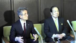 本日4月25日、日本維新の会と参議院での統一会派結成を届出ました。 会...