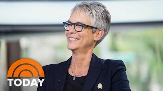 Jamie Lee Curtis On The 'Great Writing' Of 'Scream Queens,' And Her Immigration Book |  TODAY