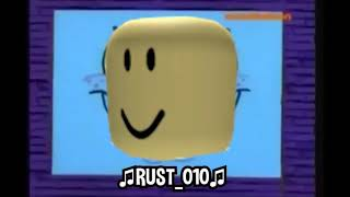 The Roblox Rust_010 Myth Song