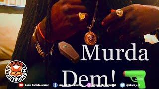 Jahf Reach - Murda Dem (#TriniBad) October 2020