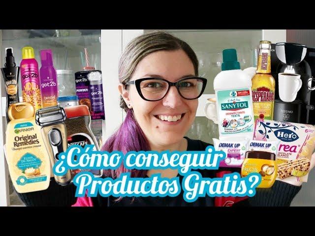 COMO CONSEGUIR PRODUCTOS GRATIS | Cómo Ahorrar Dinero