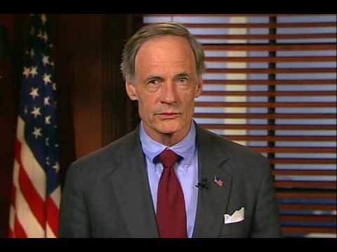 Global Day of  Conversation - Senator Tom Carper