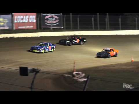 Florence Speedway | 9.26.15 | Pure Stocks | Feature - dirt track racing video image
