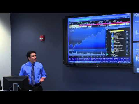 PCTL: The Application of Bloomberg Terminals to Business Education