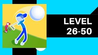 Golf Race Game Walkthrough Level 26-50