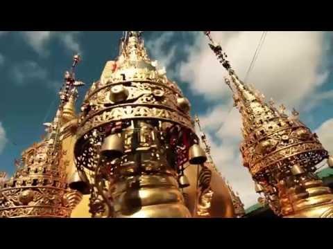 MC VIET THAO- CBL (463)- VIỆT THẢO in MYANMAR (Part 6)- DẤU TÂM PHẬT- JUNE 4, 2016.