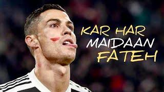 Cristiano Ronaldo - Kar Har Maidaan Fateh | Sanju - yt to mp4