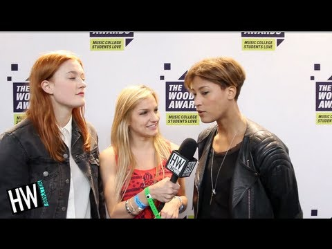 Icona Pop Chat 'I Love It' Hit Single - SXSW 2013 Interview