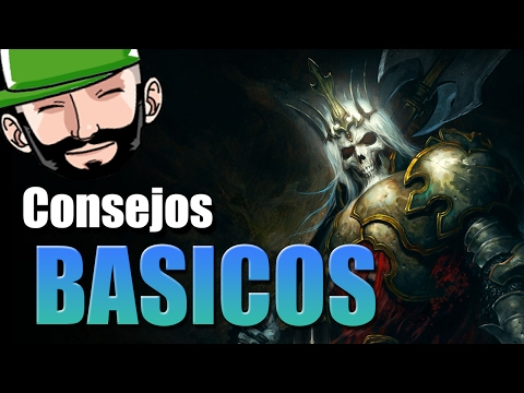 Diablo 3 CONSEJOS BASICOS