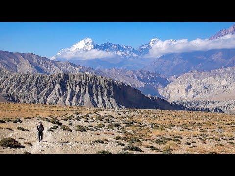 Lo Manthang, Mustang Trek via Nar and Teri La