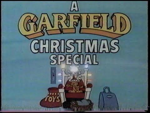 A Garfield Christmas Special Bumper (1992)