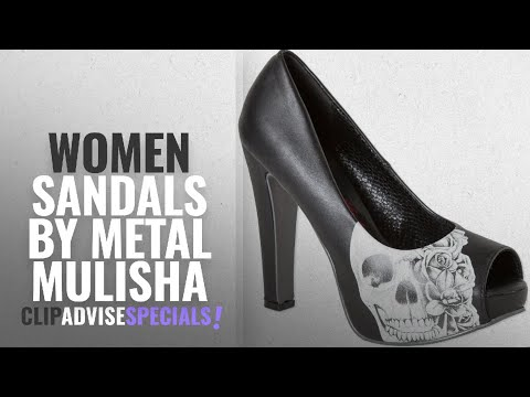 Schuhe (High heels) Damen METAL MULISHA Lovemachine PUMP