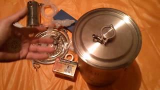 211. Дистиллятор Dibosh 20L для производства элитных напитков thumbnail