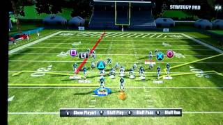 MadDen 11 TV - Show #54 Philadelphia Eagles (Shotgun Passing)