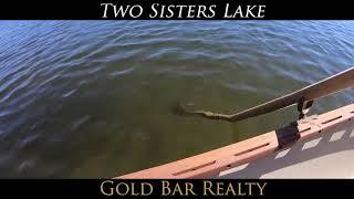 Two Sisters Lake Video 2