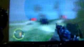 Brothers In Arms D-Day PSP Gameplay