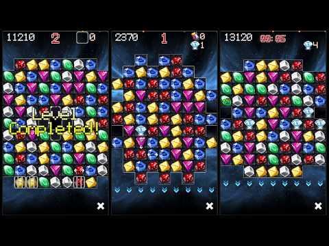 Asteroids: Mining Saga. Match 3 puzzle game!