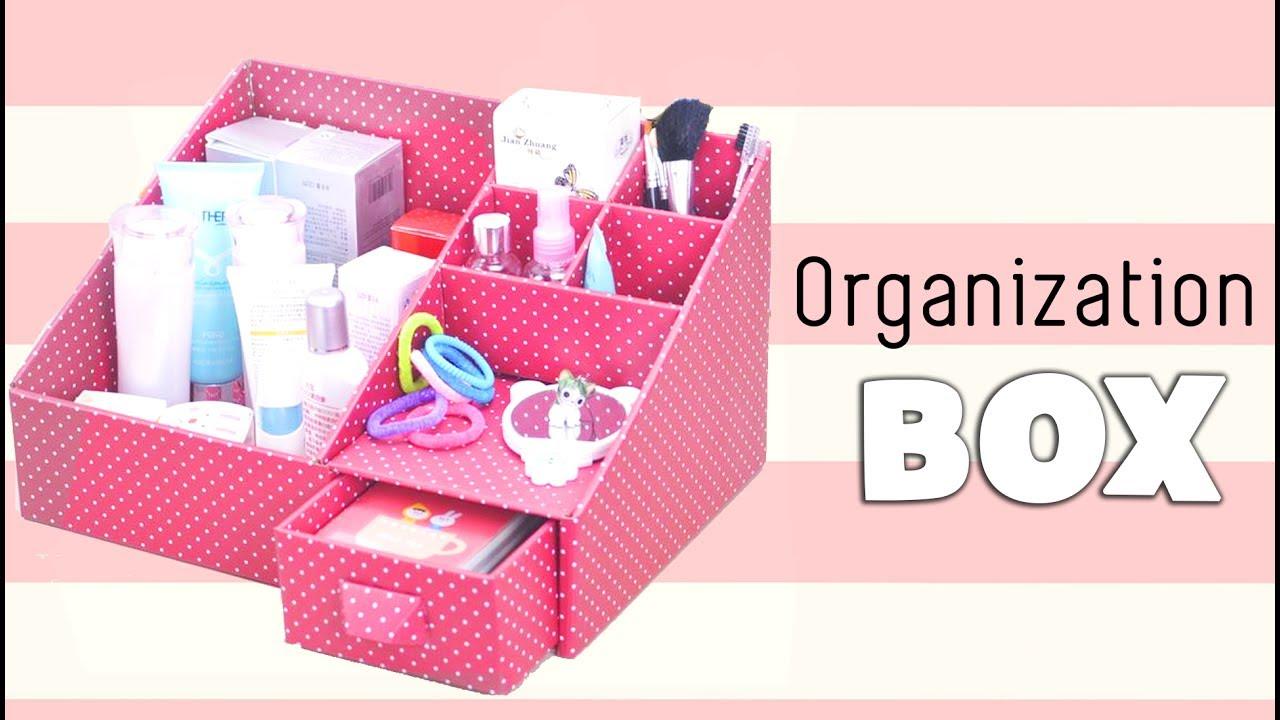 Diy Makeup Storage And Organization Organizer