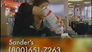 Sanders Candy - Foodfinds - Travel Channel 1996
