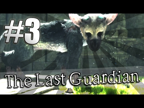 EL JARDIN SECRETO EN EL CIELO | The Last Guardian #3