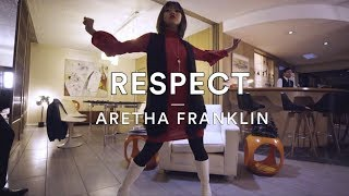 Aretha Franklin - Respect | Brian Friedman Choreography | Artist Request