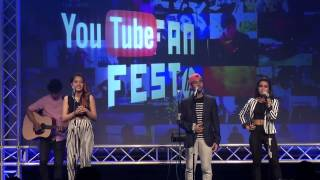 Video GAC at YouTube FanFest powered by HP download MP3, 3GP, MP4, WEBM, AVI, FLV Agustus 2017