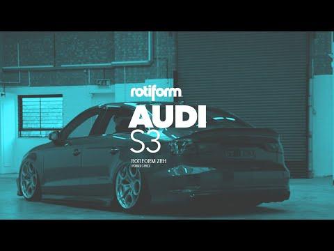 Audi S3 - Rotiform ZRH