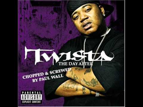 Twista -Girl Tonight(Feat Trey Songz)Chopped N Screwed