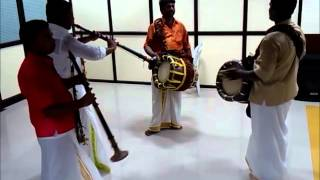 South Indian Music During Wedding Reception