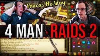 He Gets Scammed at GE, Woox Tests RuneLite, Vengeance