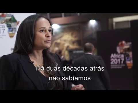 Isabel dos Santos @ Africa 2017