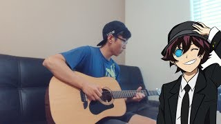 Kekkai Sensen ED - Sugar Song Bitter Step (Acoustic Guitar Cover)