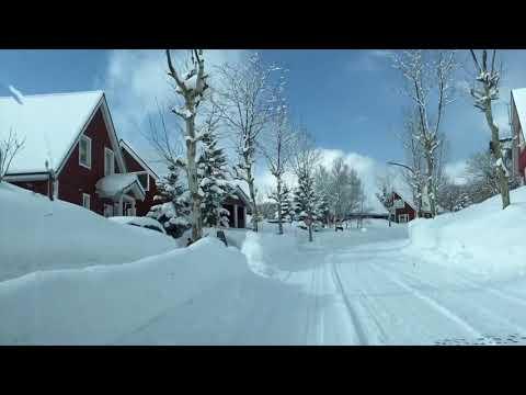 15 Feet of Pure White Snow