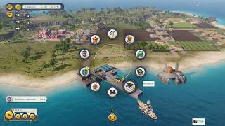 Let's play Tropico 6 sandbox military dictatorship part 1