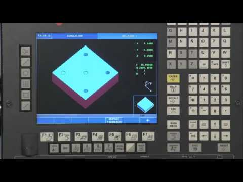 or 8055i MC Training DVD : Overview (1 of 10) on