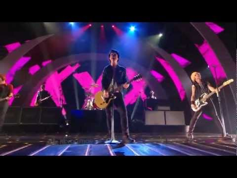 Green Day - Oh Love (Live@America's Got Talent 2012)