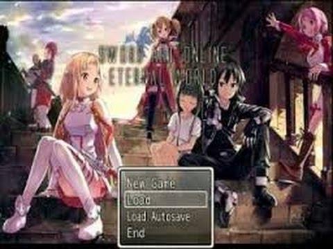 Trailer de nuevo juego para el canal | SAO Eternal World ...