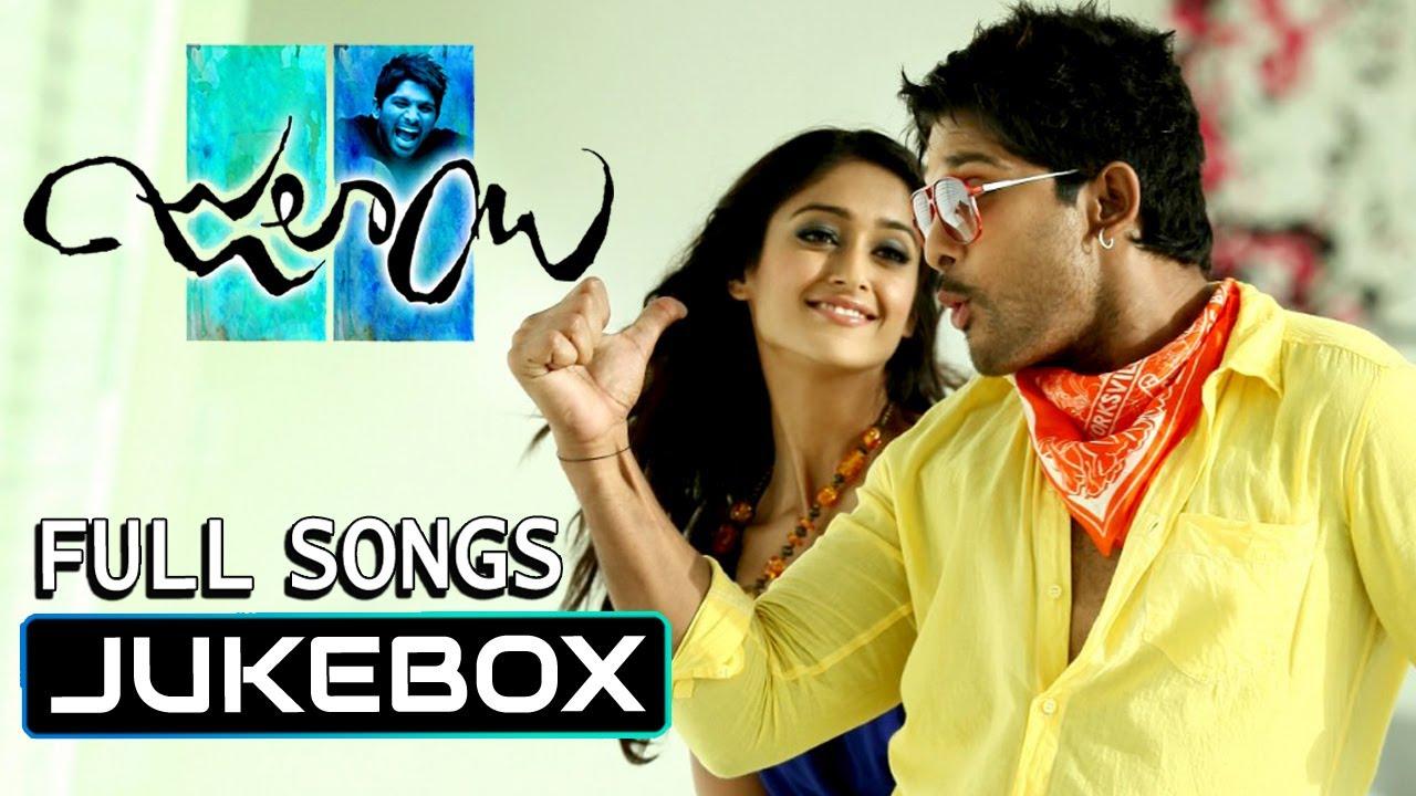 julayi songs jukebox allu arjun ileana telugu love songs youtube