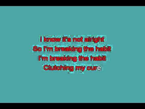 Linkin Park   Breaking The Habit [karaoke]