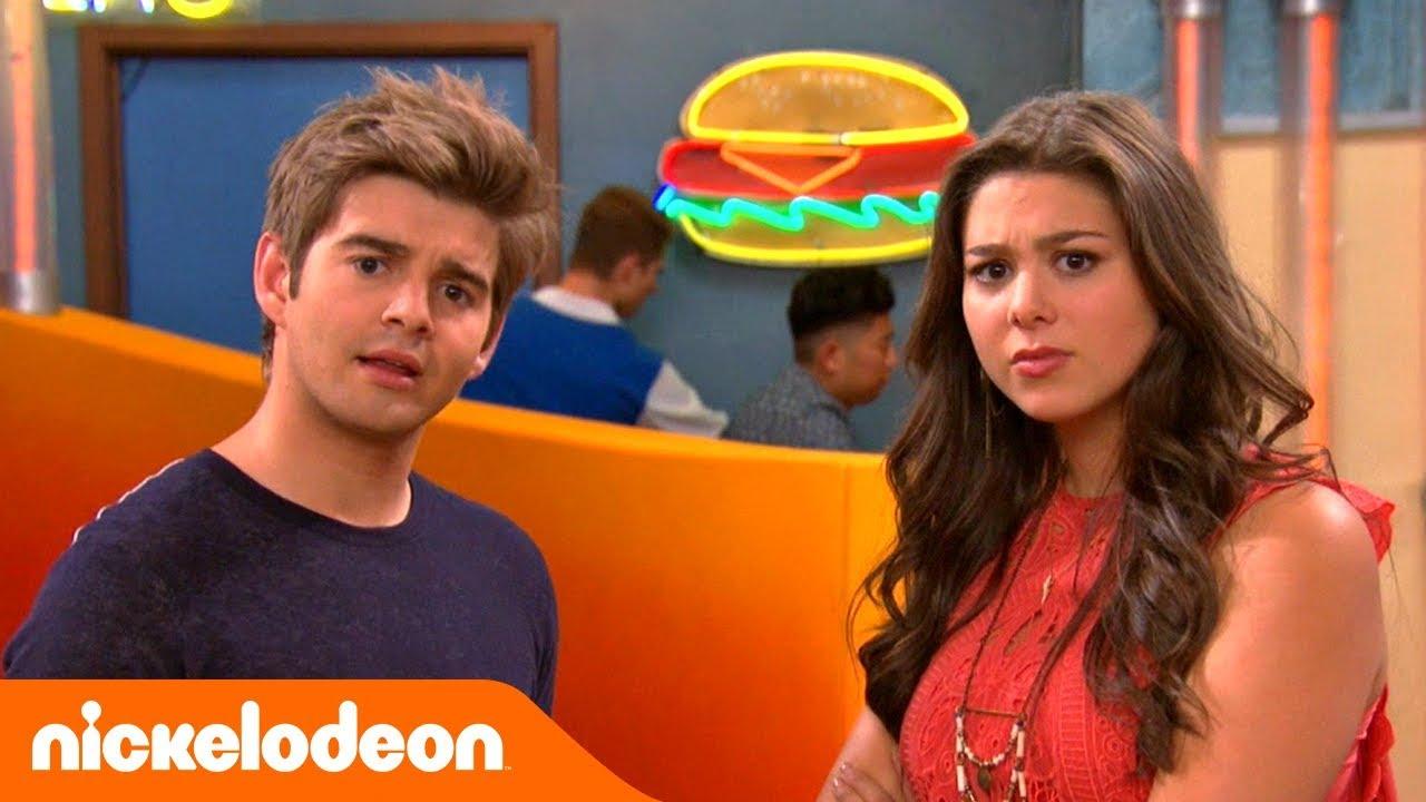 I Thunderman Facendo Un Film Nickelodeon Italia