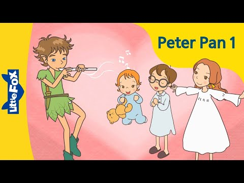 Peter Pan 1: The Darlings | Level 6 | By Little Fox