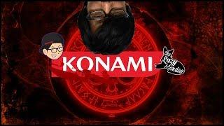 Kekejaman Konami terhadap Kojima - Lazy Talk