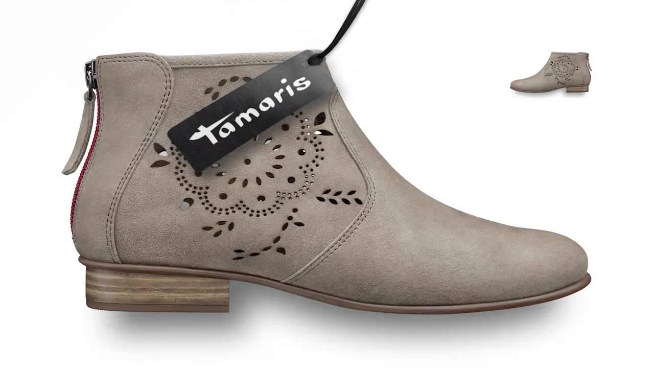 sale retailer 09a66 fac73 Trendige Tamaris Schuhe